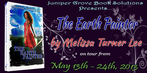 Blog Tour: The Earth Painter by Melissa Turner Lee