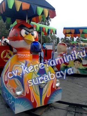 Kereta Mini Gerbong