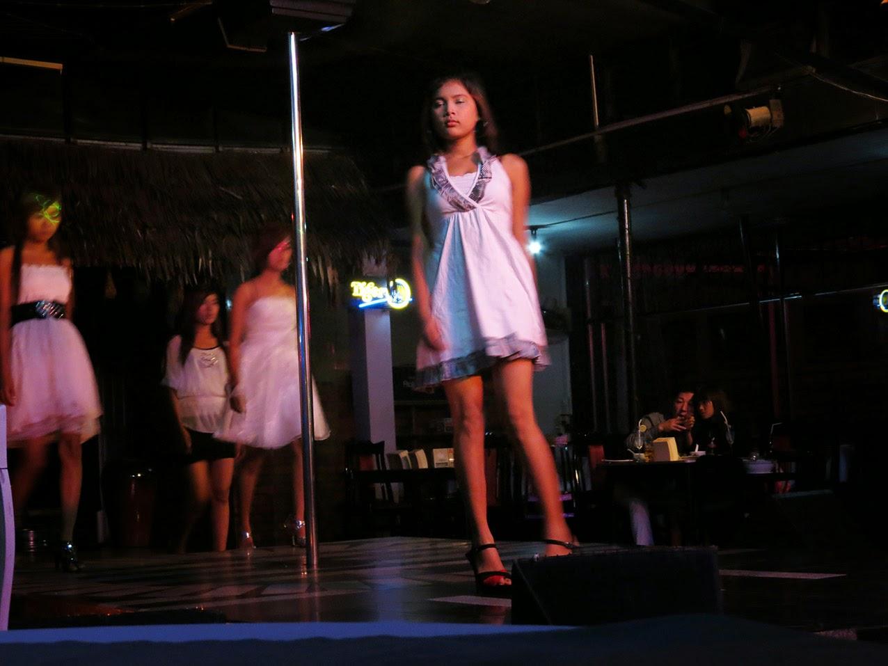 Nightclub ladies