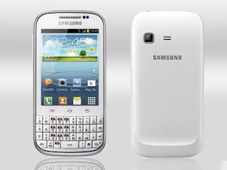 Berapa Harga Samsung Galaxy Chat GT-B5330