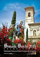 Semana Santa de Vélez Rubio 2015