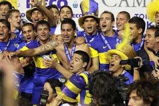 Boca Juniors es el Campeón del apertura 2011