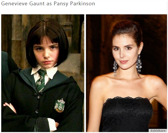 Jom Lihat Wajah Pelakon-Pelakon Harry Potter Terkini ...