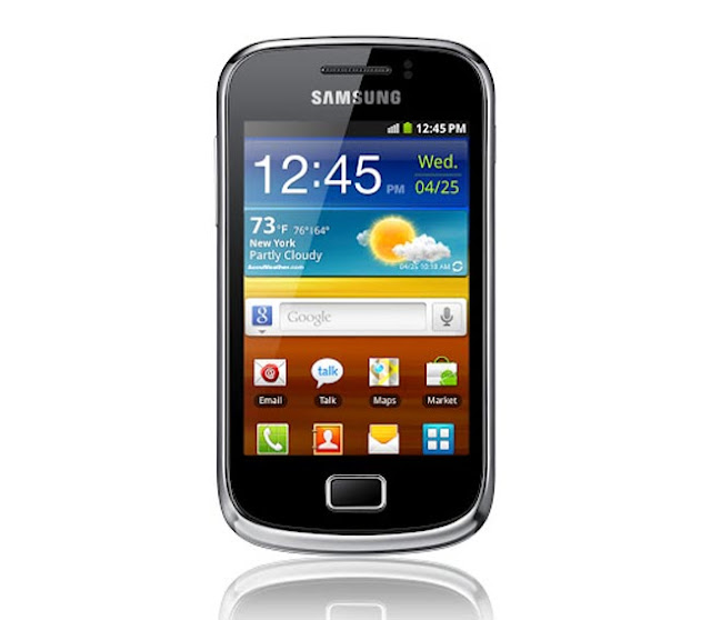 galaxy mini 2 s6500 black