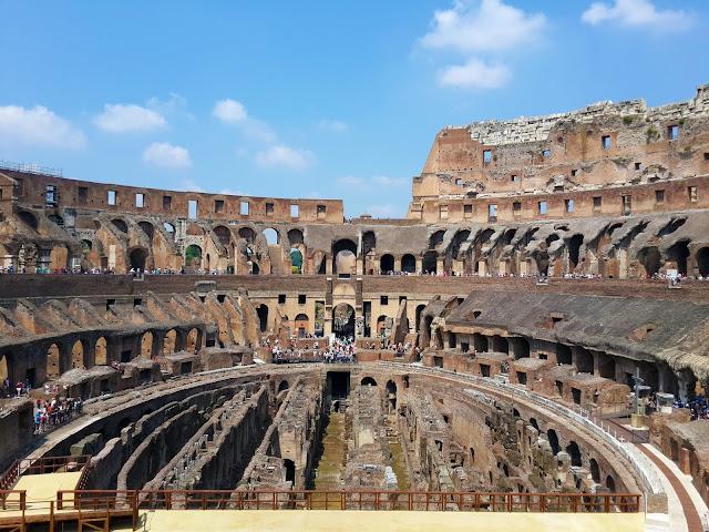 единый билет в колизей и римский форум