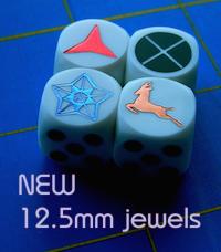 New 12.5mm Pairs!