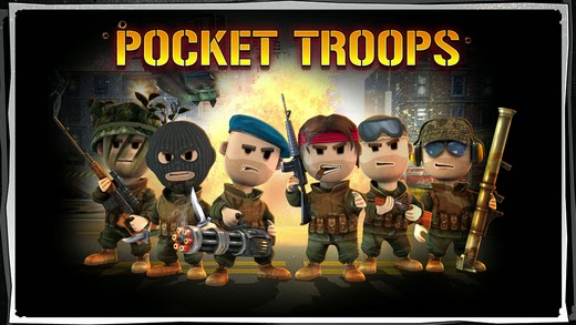 Pocket Troops Gameplay IOS / Android