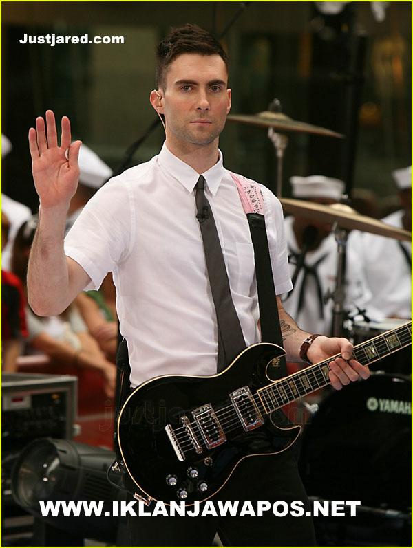 Maroon 5 Konser Indonesia 2012