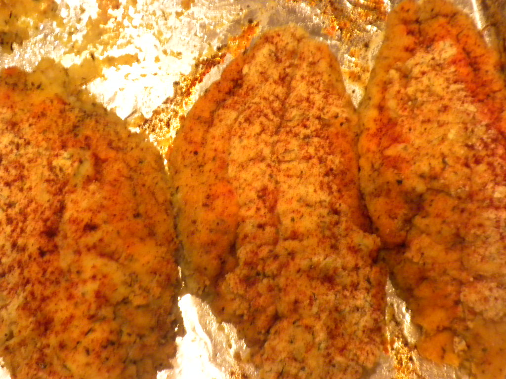 cajun fried fish
