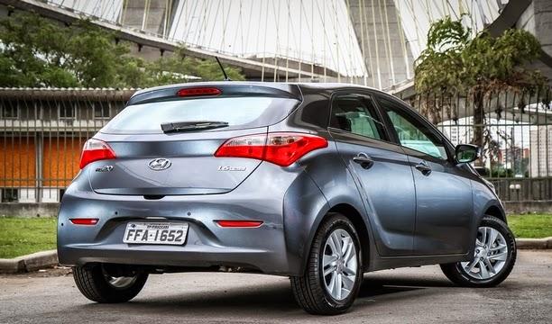 Hyundai Hb20 hatch 2015 fotos preço