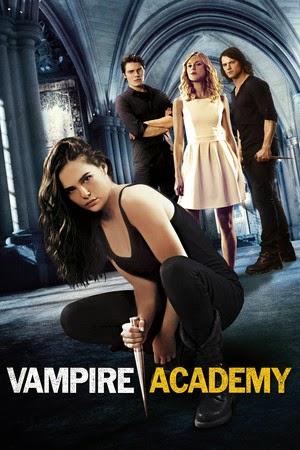 Poster Vampire Academy 2014