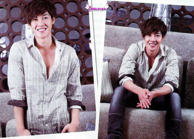 Kim Hyun Joong for Asta 3