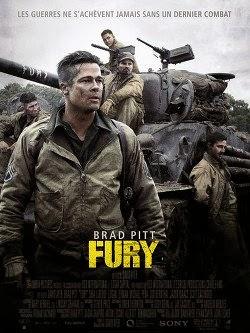 Fury en Streaming