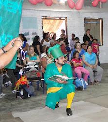 Memórias da Emília - Escola Estadual MLH, POA, RS