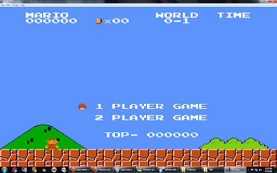 Download Super Mario Flash Game