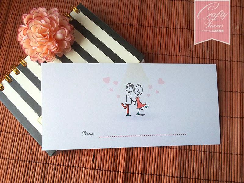 Movie Ticket Themed Wedding Card Carcosa Seri Negara, Kuala Lumpur