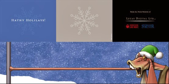 1999 Lucasdigital Christmas Card