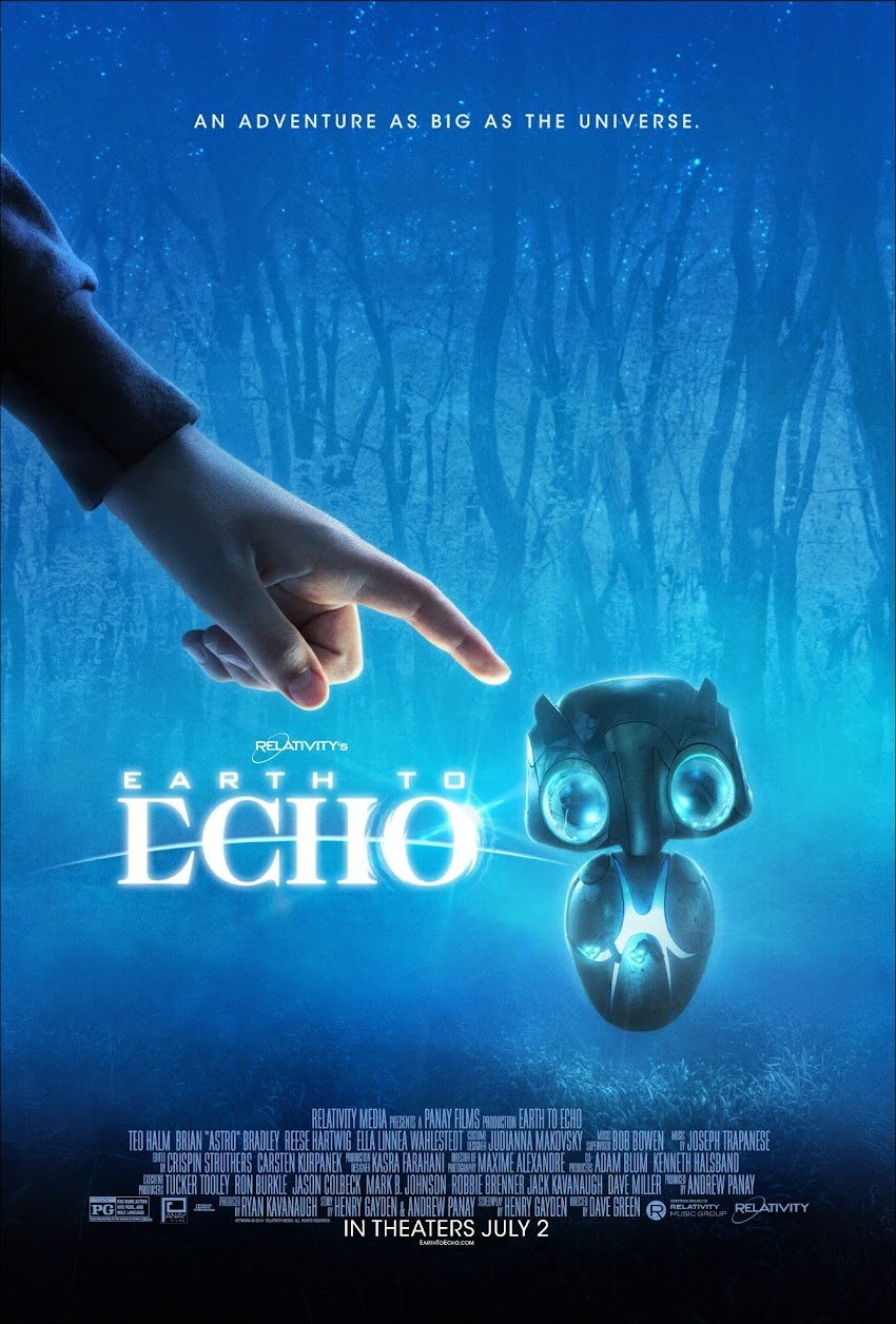 Earth to Echo Giveaway!