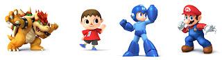 super smash bros for 3ds and super smash bros for wii u concept art 3 E3 2013   Super Smash Bros. For 3DS & Super Smash Bros. For Wii U   Logo, Artwork, Concept Art, Screenshots, & Trailers