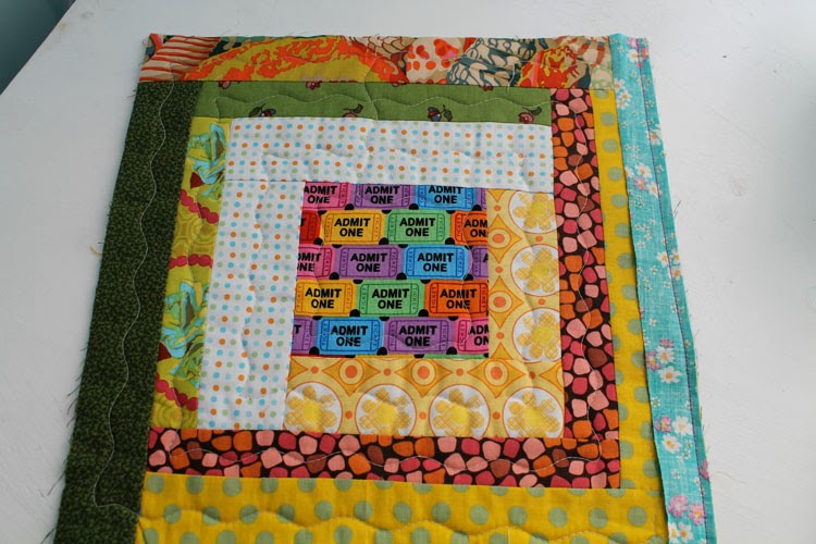 Little Island Quilting: How to QAYG : little island quilting - Adamdwight.com