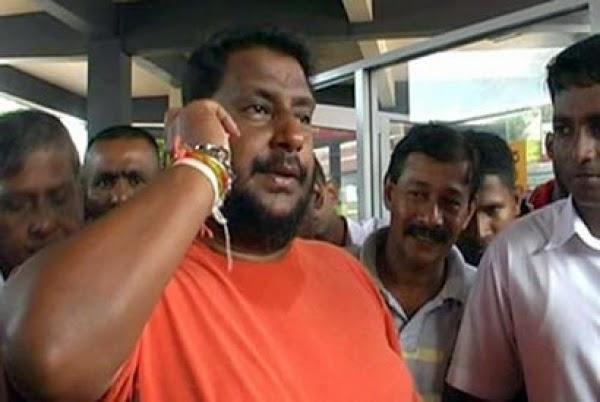 Muthuhettigama covertly leaves nation