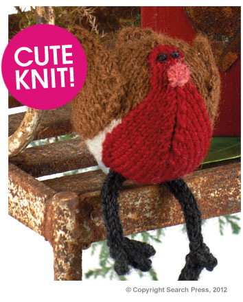 Anyway here is another cute free Christmas knitting pattern for you