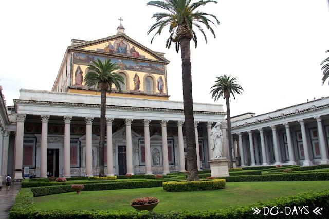 Rom St. Paulus Kirche