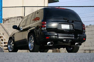 chevrolet trailblazer car 2013 exhaust - صور شكمان سيارة شيفروليه تريل بليزر 2013