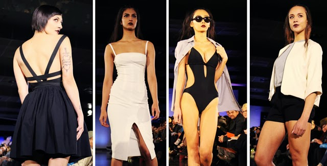 Value Village Presents Thrift Chic 68lbs Challenge Evan Ducharme EFW07, Eco Fashion Week, Runway Show