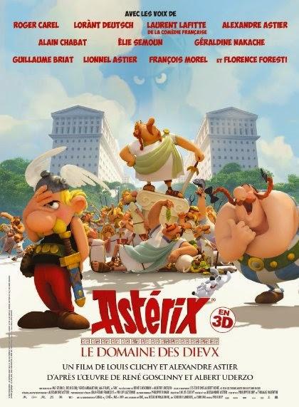 Asterix: Vùng Đất Thần Thánh - Asterix: The...