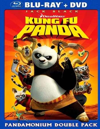Poster Of Kung Fu Panda 2008 English 300MB    Free Download Watch Online