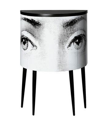 FORNASETTI console+table big Piero Fornasetti