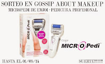 "Sorteo en ""Gossip about makeup"""
