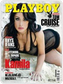 Download Playboy Republica Checa Agosto 2012