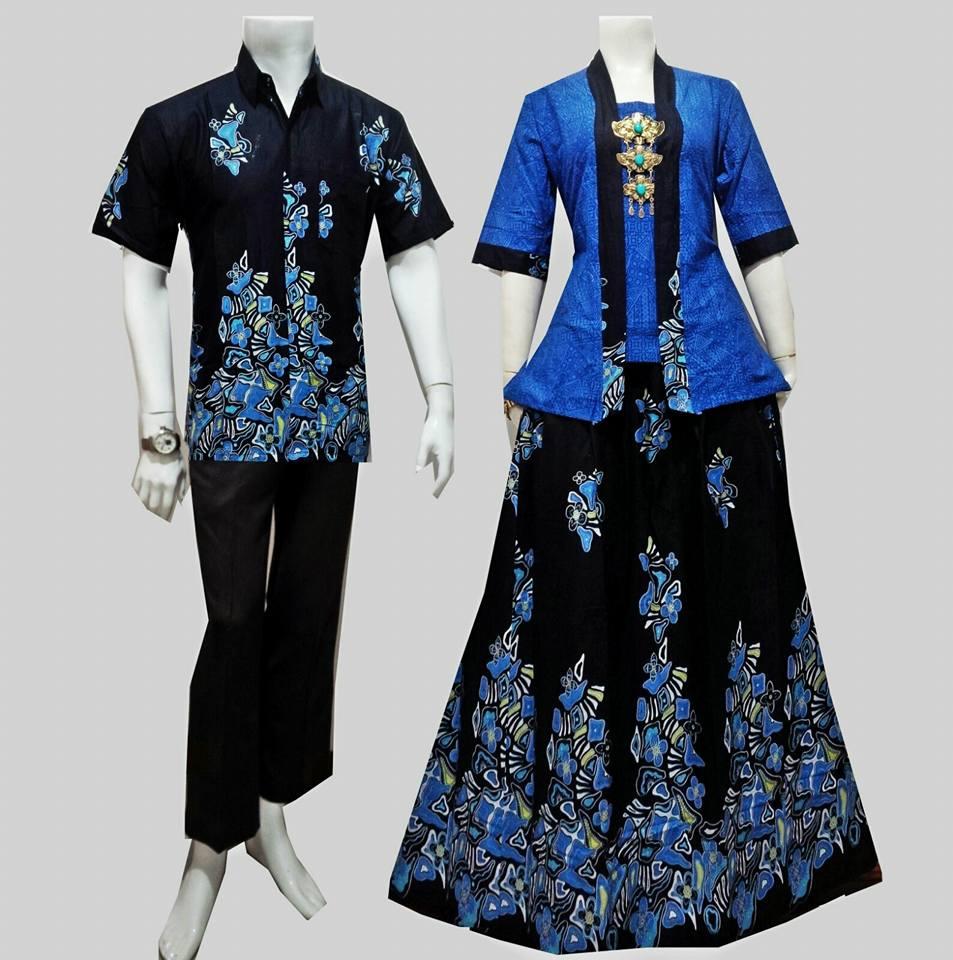 Model Baju Gamis Malika Batik Bagoes Solo