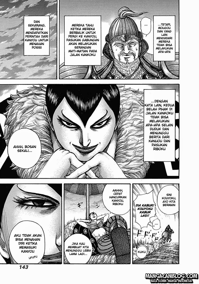 Dilarang COPAS - situs resmi www.mangacanblog.com - Komik kingdom 335 - malam pertama 336 Indonesia kingdom 335 - malam pertama Terbaru 9|Baca Manga Komik Indonesia|Mangacan