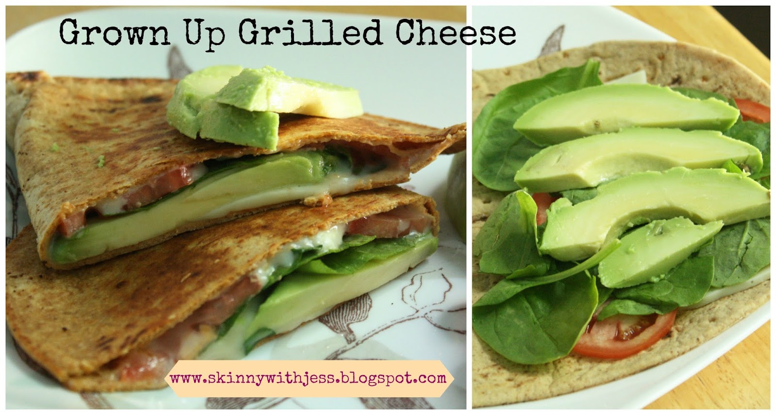This is how we Mommy: Grown Up Grilled Cheese