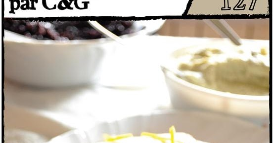 Cook is Good: SAUMON AU PESTO D'AGRUMES ET AMANDES