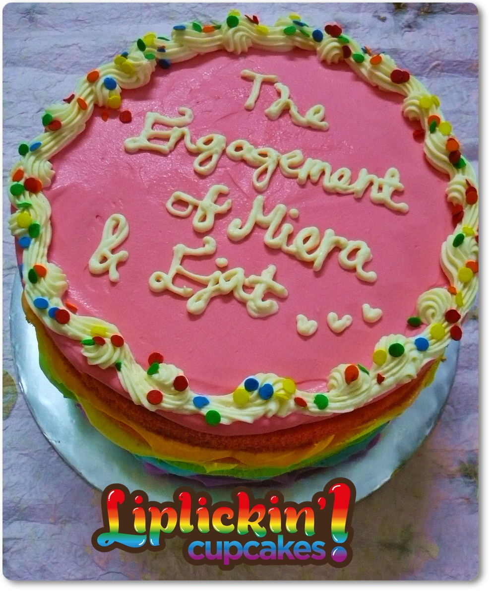LIPLICKIN\'! * Spread Some Sweet Lovin\'...: Rainbow Cake Roundup