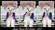 How the Easter Bunny came to realize that times have changed is when he went . blog