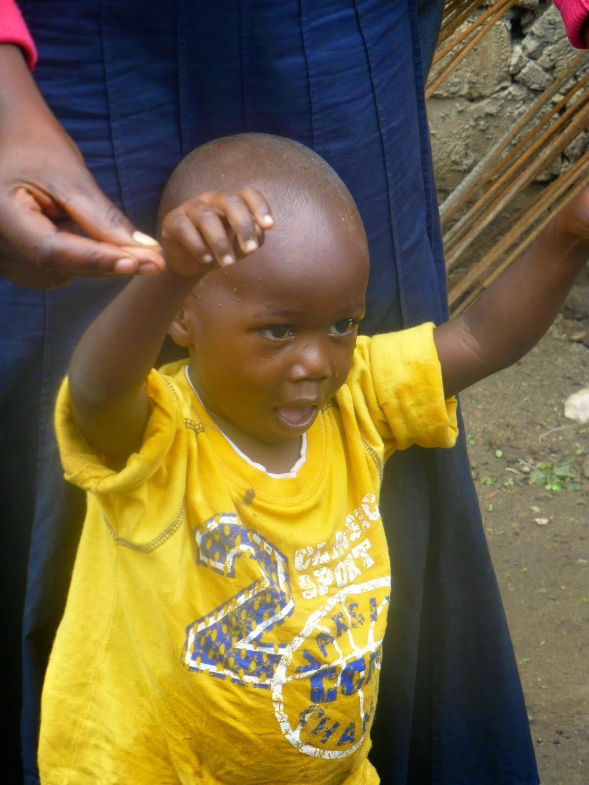 2012.Έτσι ξεκινήσαμε στην Ουγκάντα..