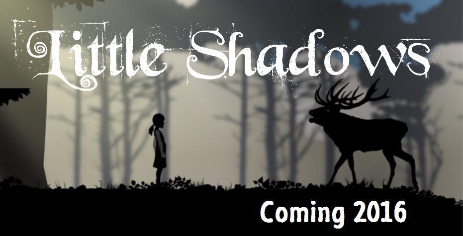 Little Shadows - a 2D platform game