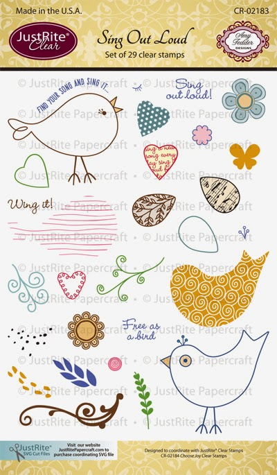http://justritepapercraft.com/products/sing-out-loud-clear-stamps