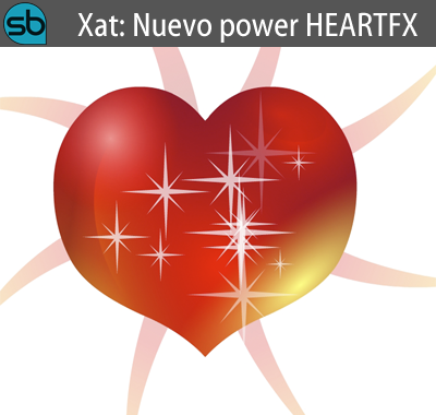 Power HEARTFX xat - SB