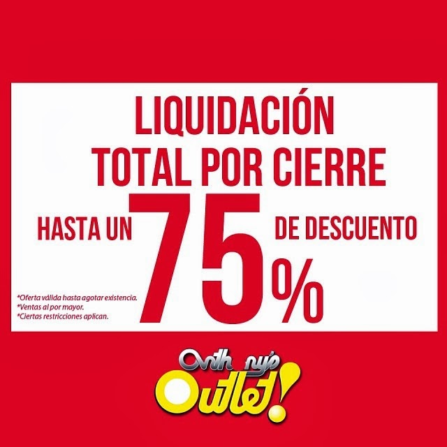 Promocioned ofertas liquidacion total por cierre en - Liquidacion cocinas por cierre ...