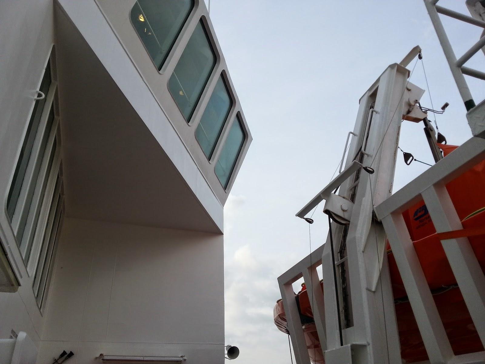 Hurtigruten MS Nordkapp - Promenade Deck