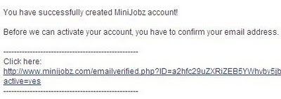 Earn Money From minijobz