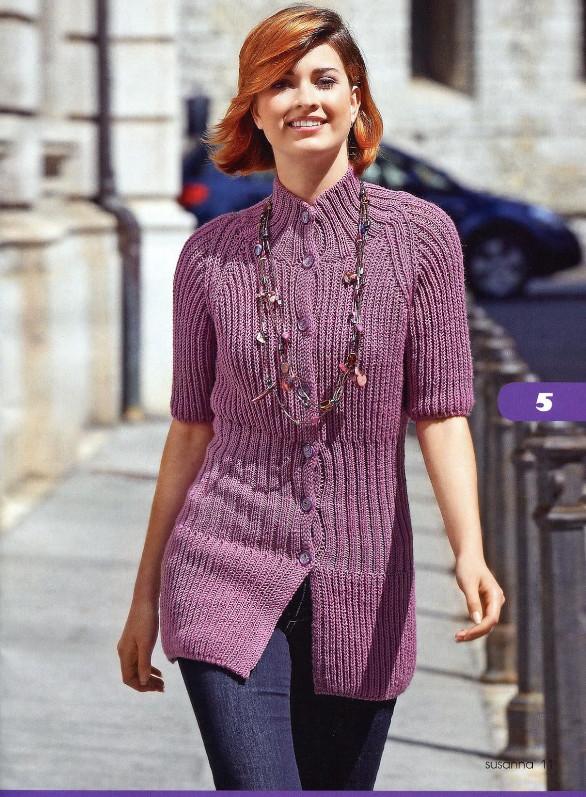 Кардиганы вязаные спицами со. как связать объемную зимнюю шапку для женщины