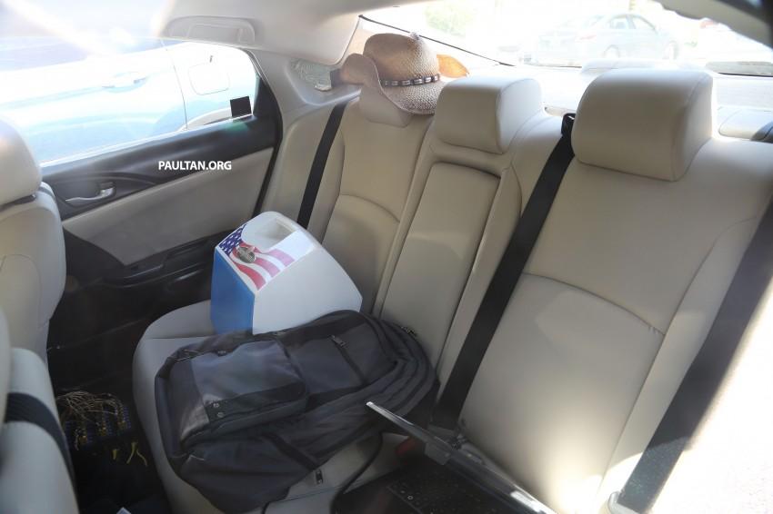 The Honda Sensing Suite of