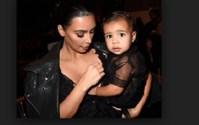 Kim Kardashian Minta Kalung Rp13 M untuk Kado Melahirkan